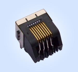 HL5702S-1X1-8P8C Shielded