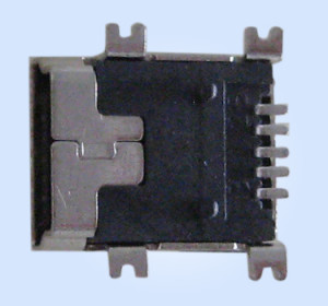 MINI USB JACK HLUSB005
