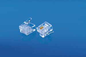 Modular Plug 6P2C DEC Type / Left Postition 5.6. PIN