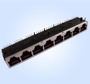 HL5901 1X8 10P8C S