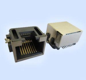 SMT RJ45 Modular Jack Shielded