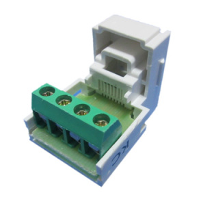 Cat.3 Screw Type Keystone Jack